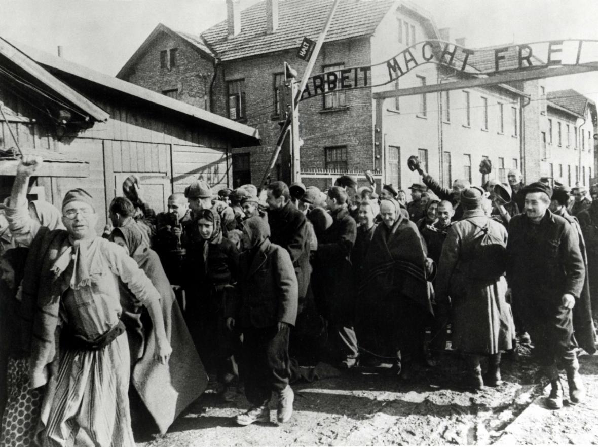 Holokaust je mementem doby, která se nesmí opakovat
