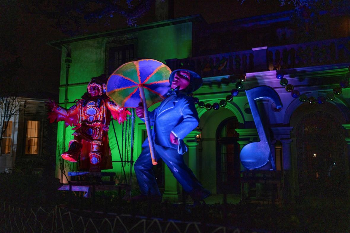 Příznivci Mardi Gras se chystají na festivalové veselí v New Orleans