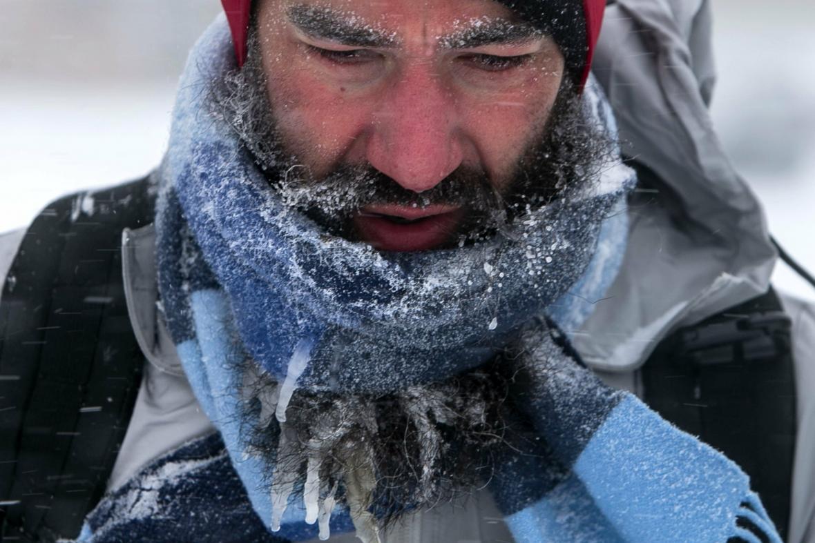 Sněhové bouře zasáhly velkou část Spojených státu amerických