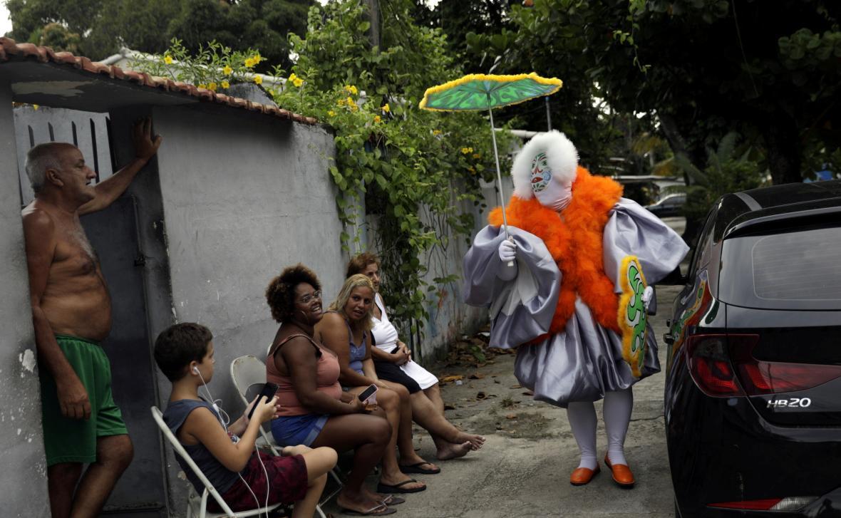 Smutné Rio. Úsilí uspořádat zas další skvělý festival vystřídal zápas s pandemií