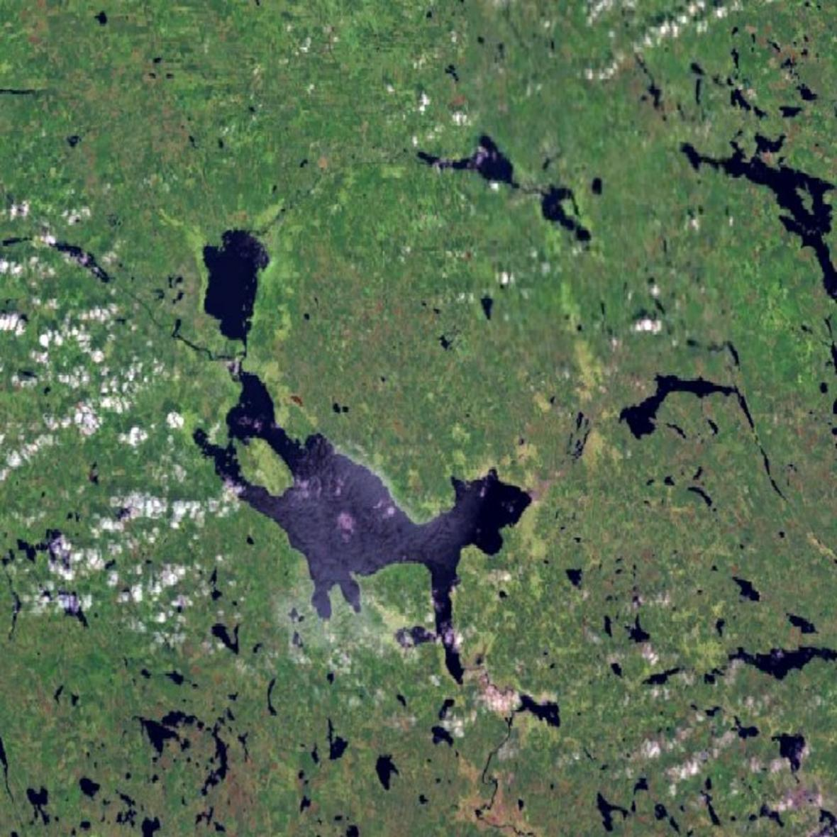Jezero Siljan