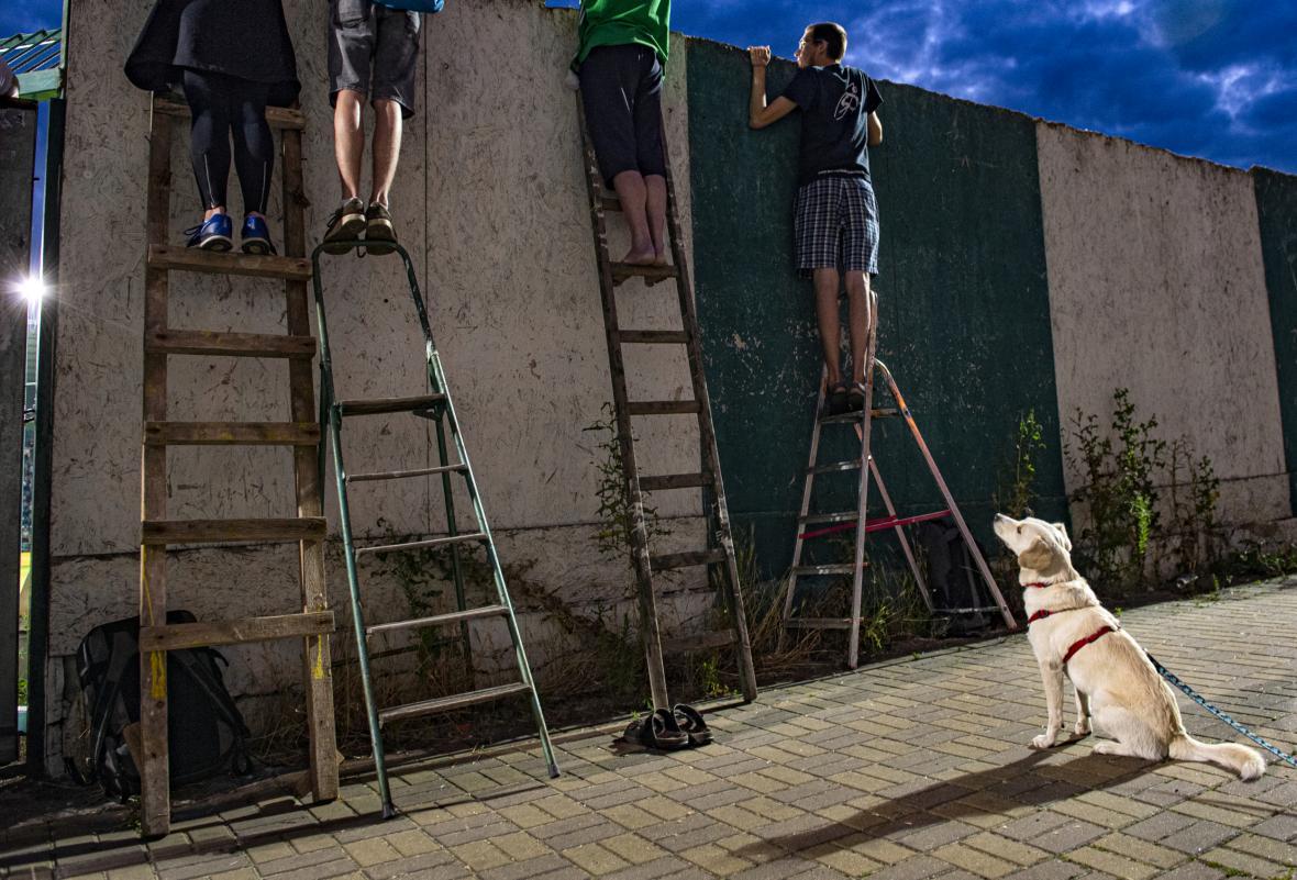 Roman Vondrouš získal ocenění v soutěži Pictures of the Year International (POYi)