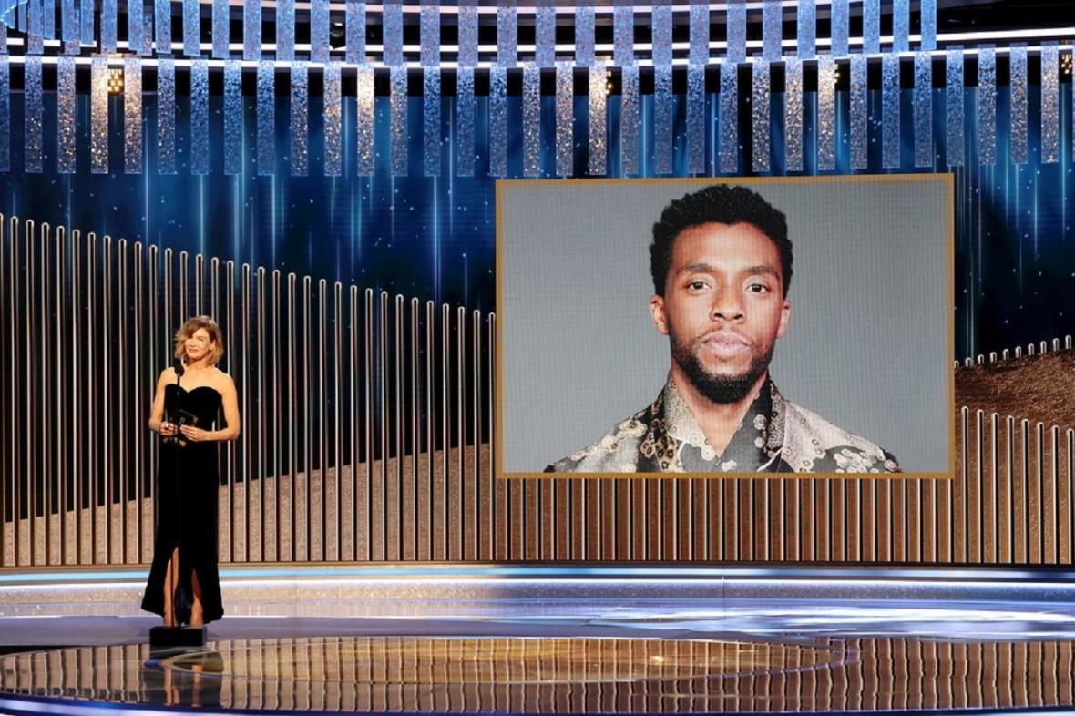 Chadwick Boseman získal in memoriam Zlatý glóbus za nejlepší hlavní herecký výkon v dramatu