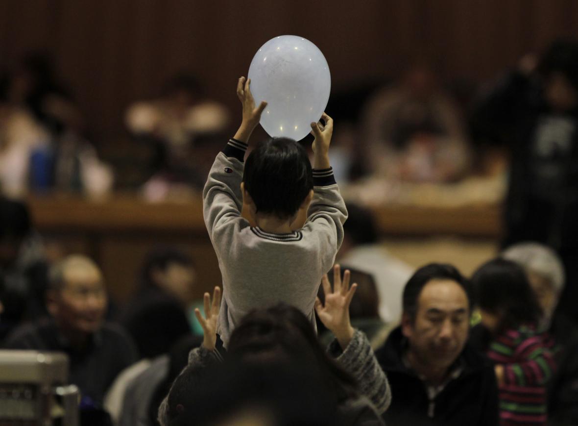 Zkáza ve Fukušimě