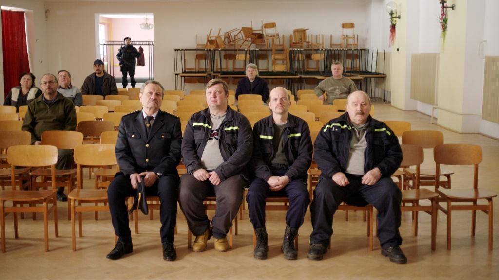 Fotografie z natáčení filmu Kdyby radši hořelo