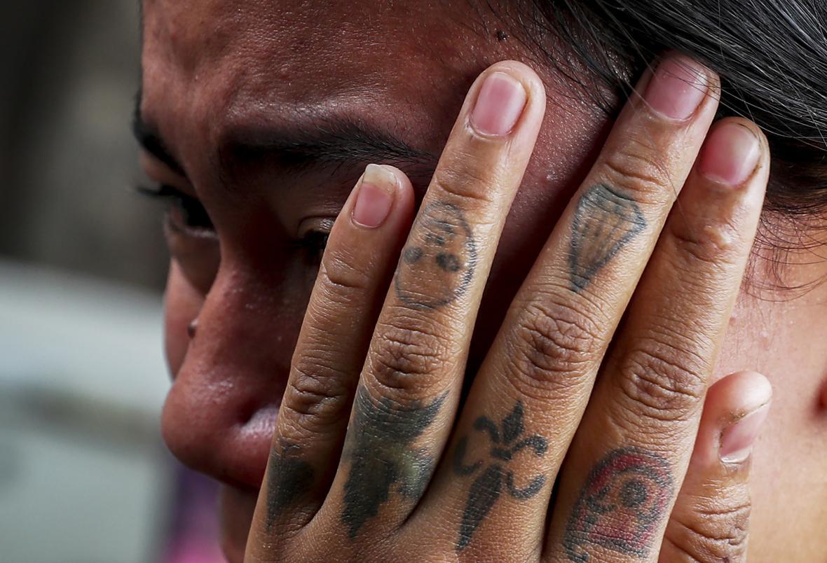Víkendové nepojoje v Barmě