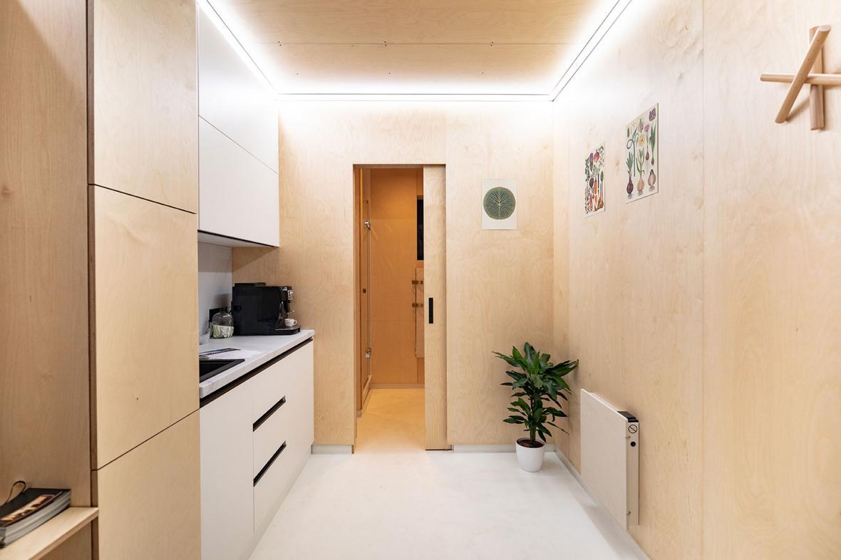 Modulární domy oceněné vizovické firmy