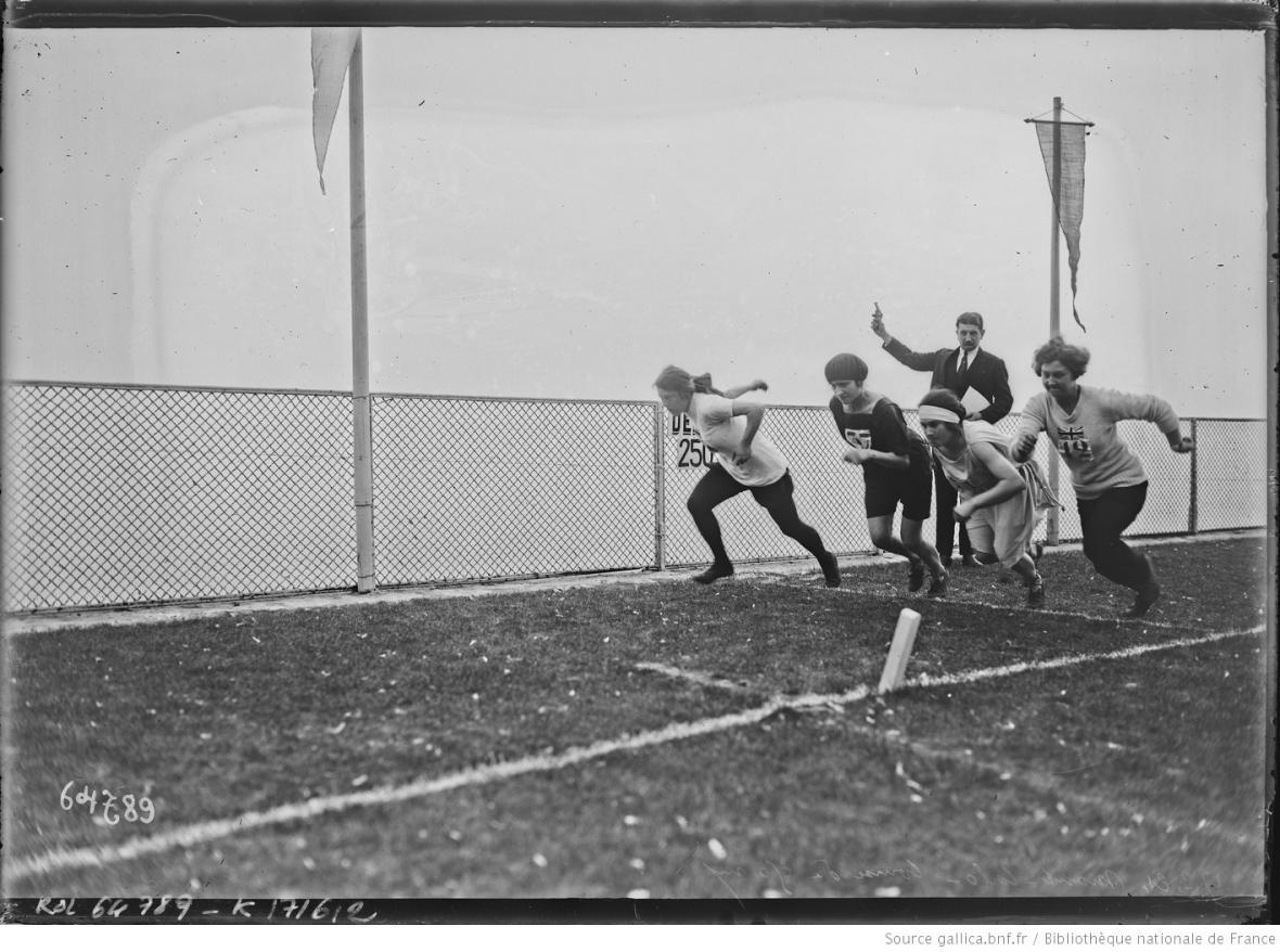 Ženská olympiáda 1921