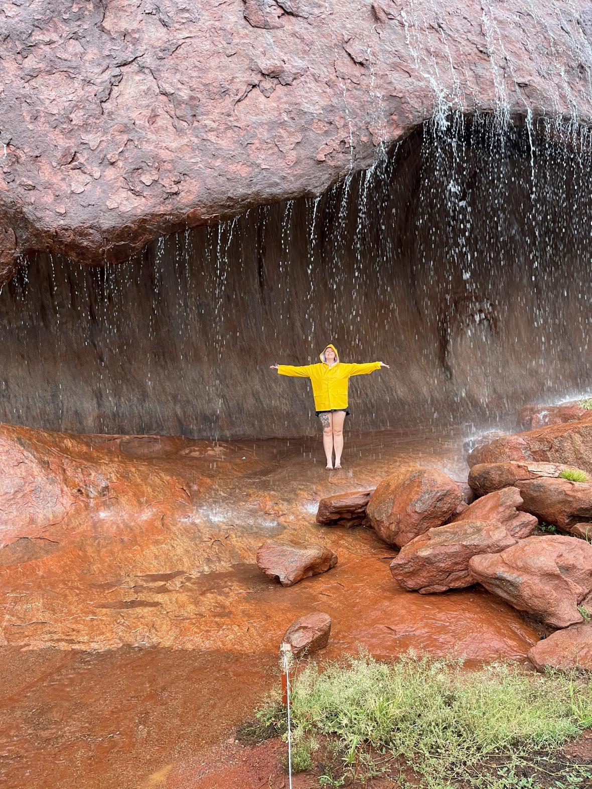 Vodní podívanou si užívají místní i turisté.