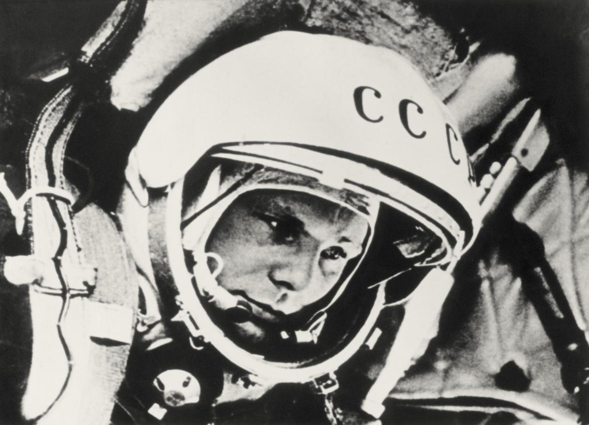 První člověk ve vesmíru, Jurij Gagarin