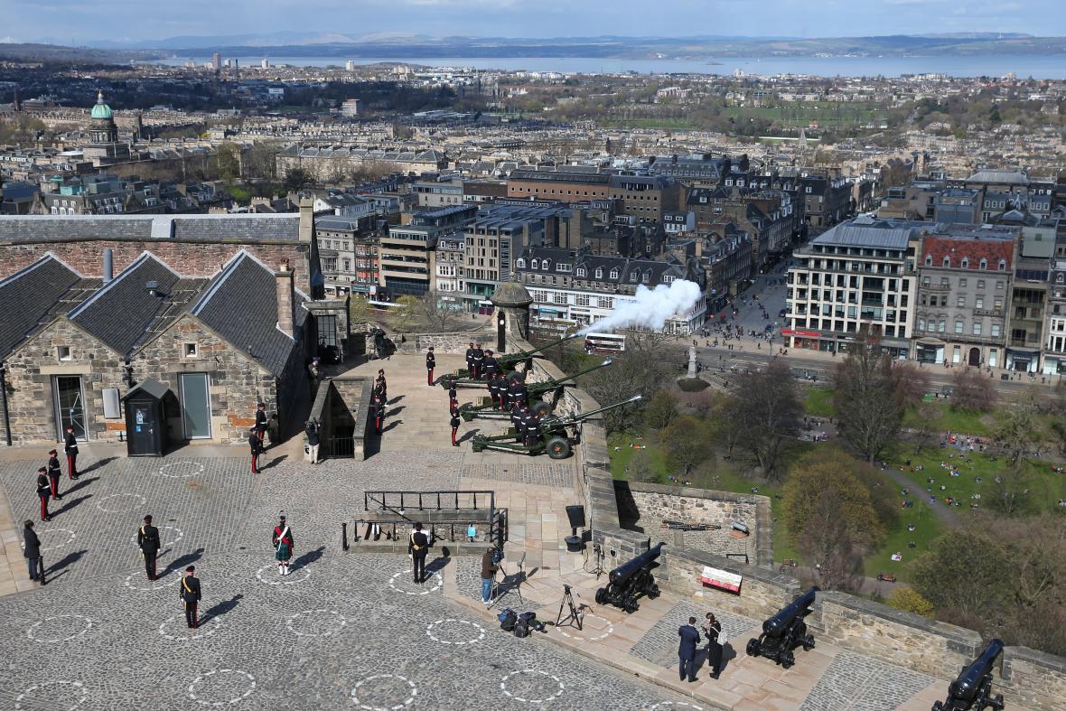 Pocta vévodovi z Edinburghu