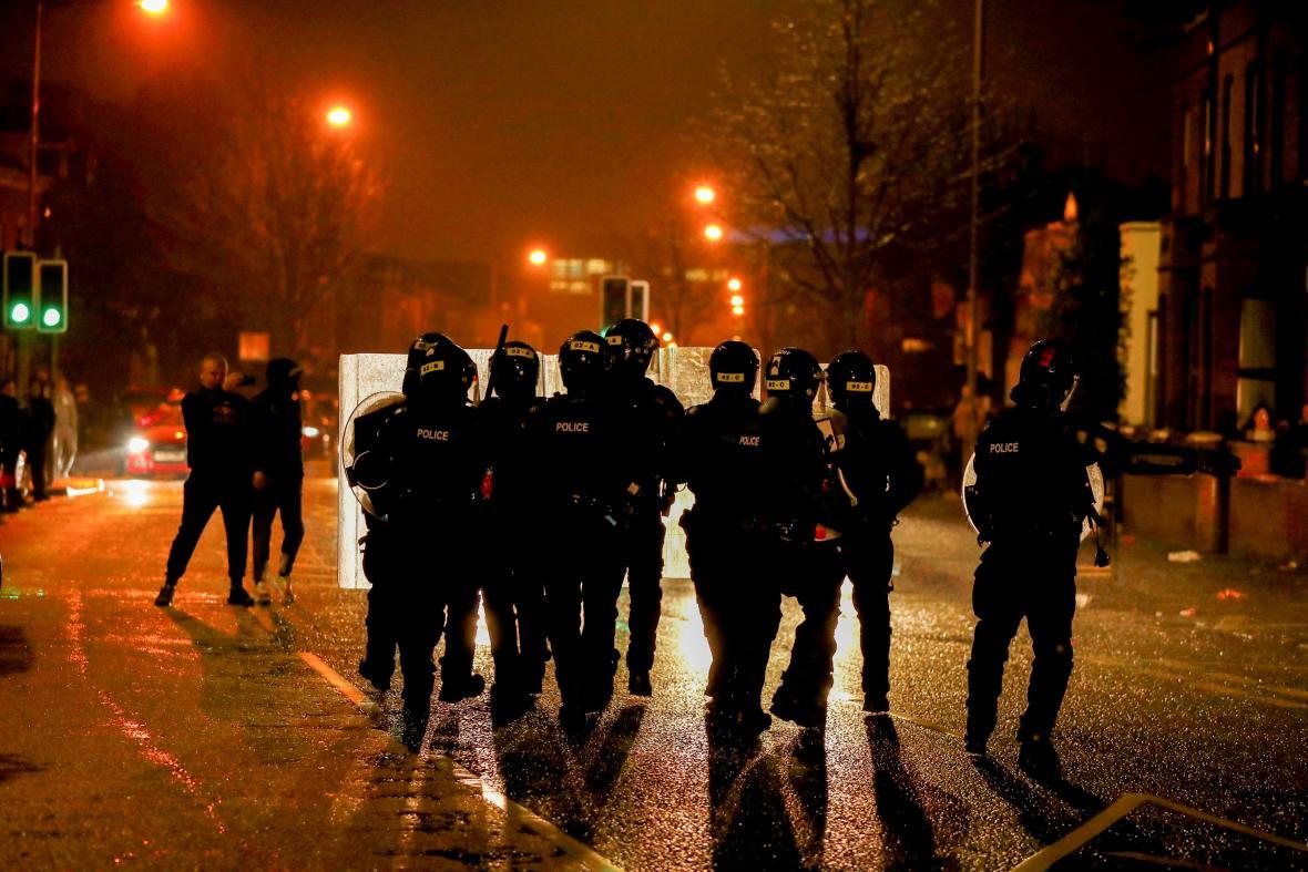 Nepokoje v Severním Irsku