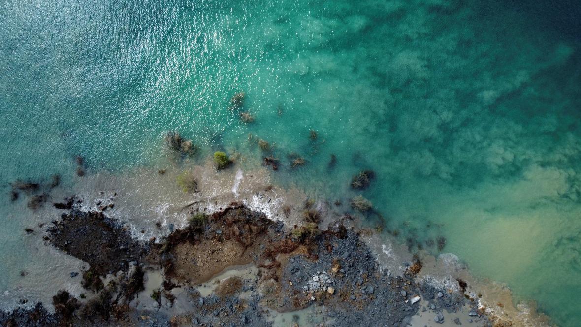 Největší pád útesů v britském Jurském pobřeží za 60 let
