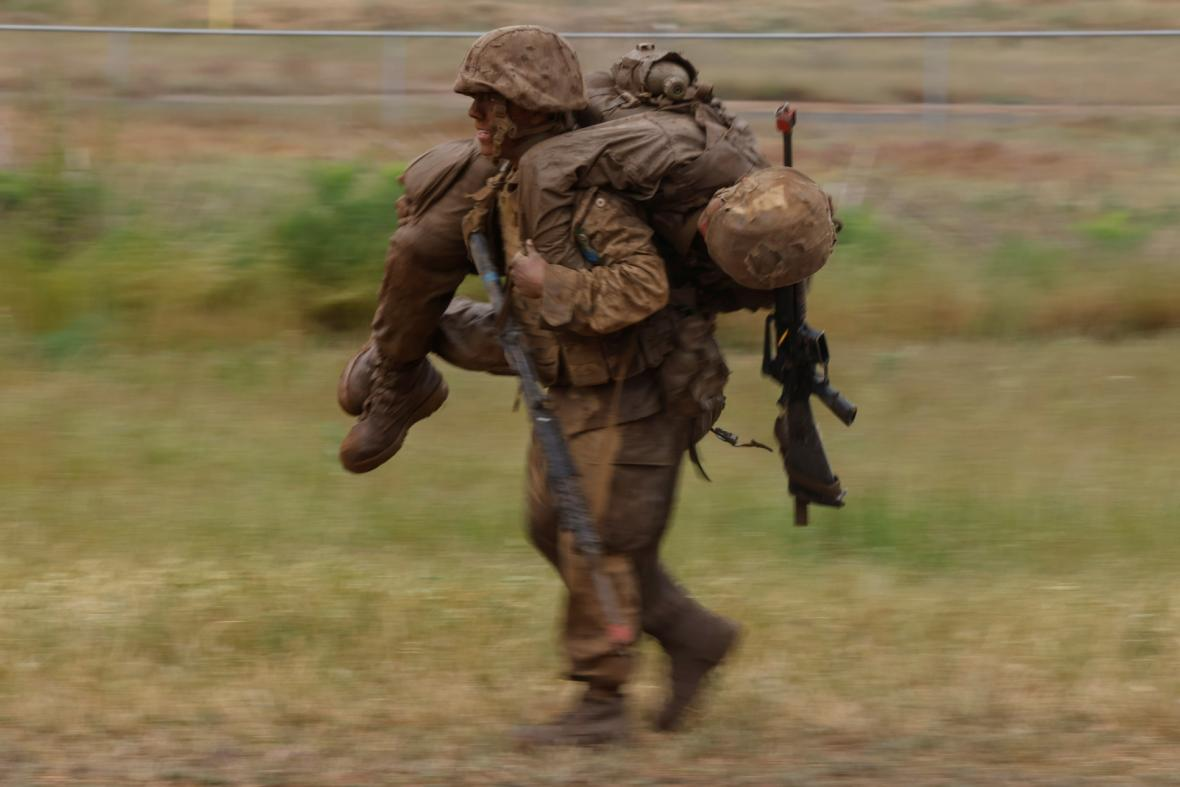 Americká armáda prolomila poslední genderové bariéry. Ženy procházejí tvrdým