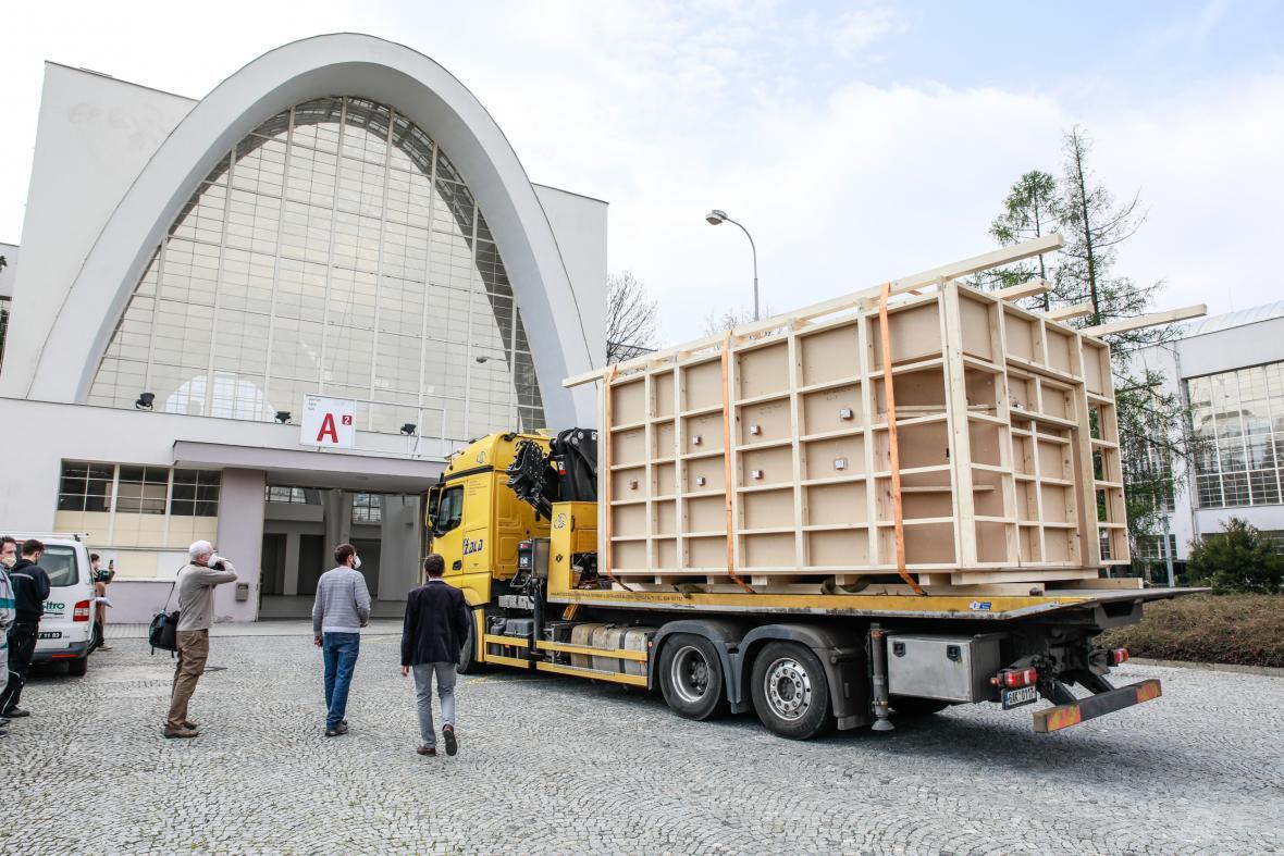 Model poslouží k ověření akustiky vypočítané pro skutečnou stavbu