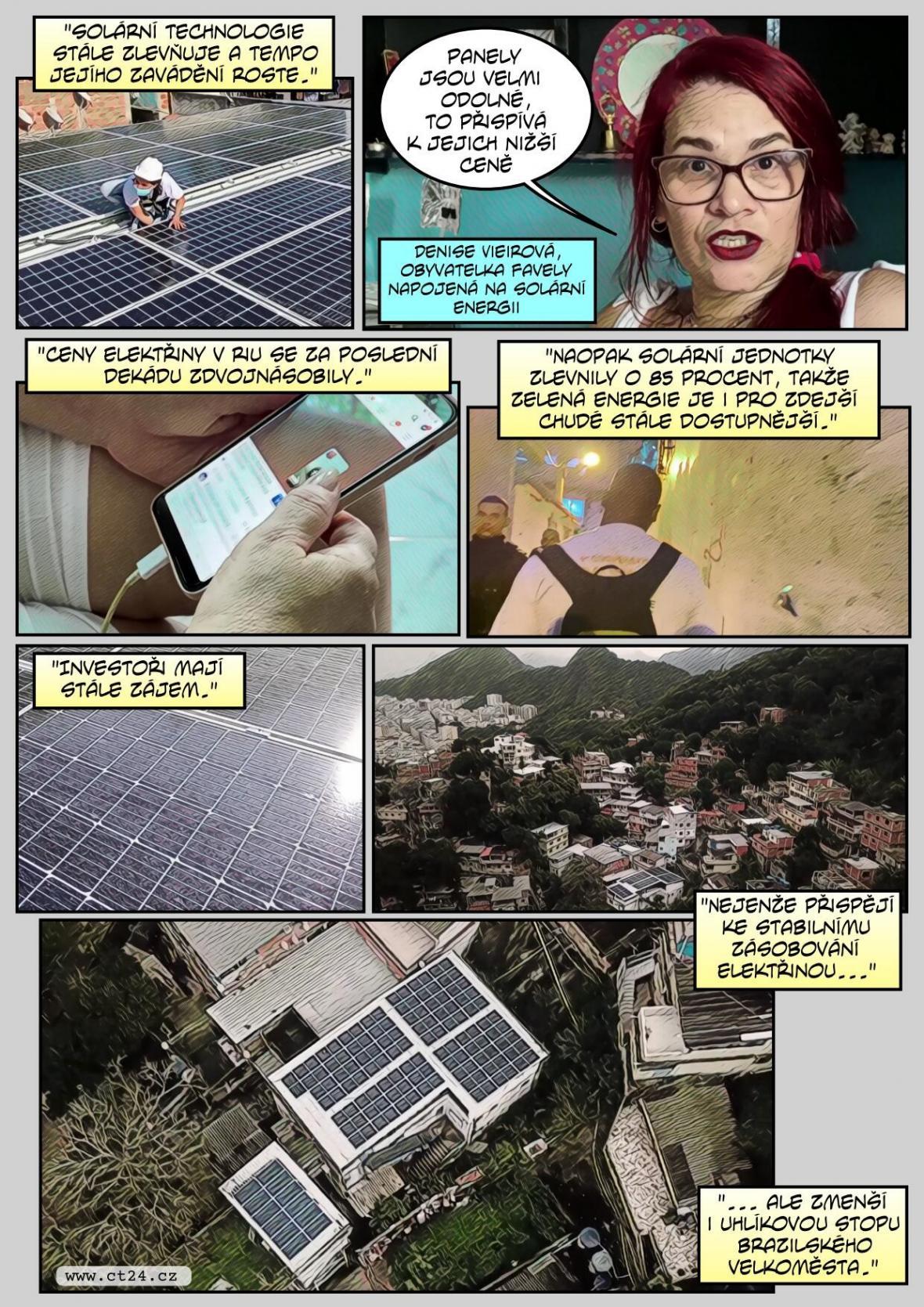 Zelená energie ve stínu drogových gangů