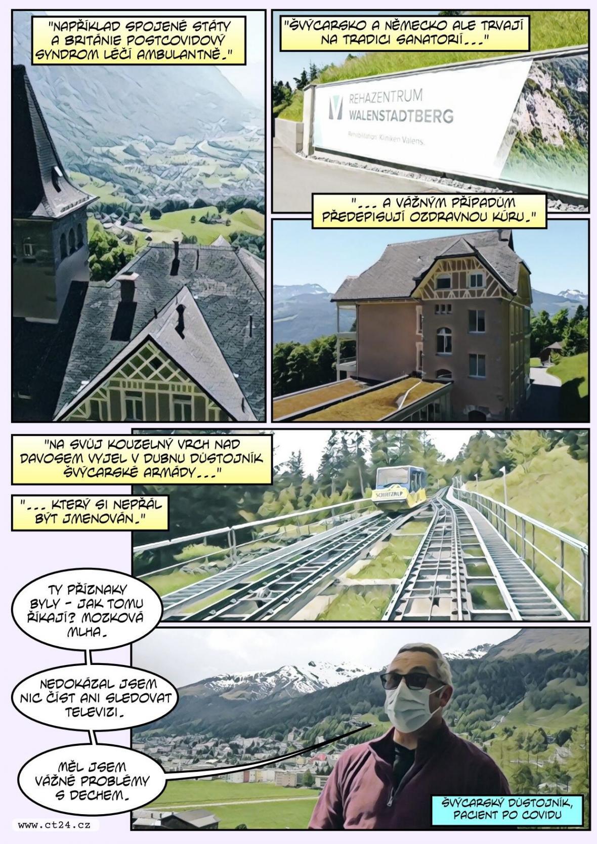 Renesance sanatorií v Alpách