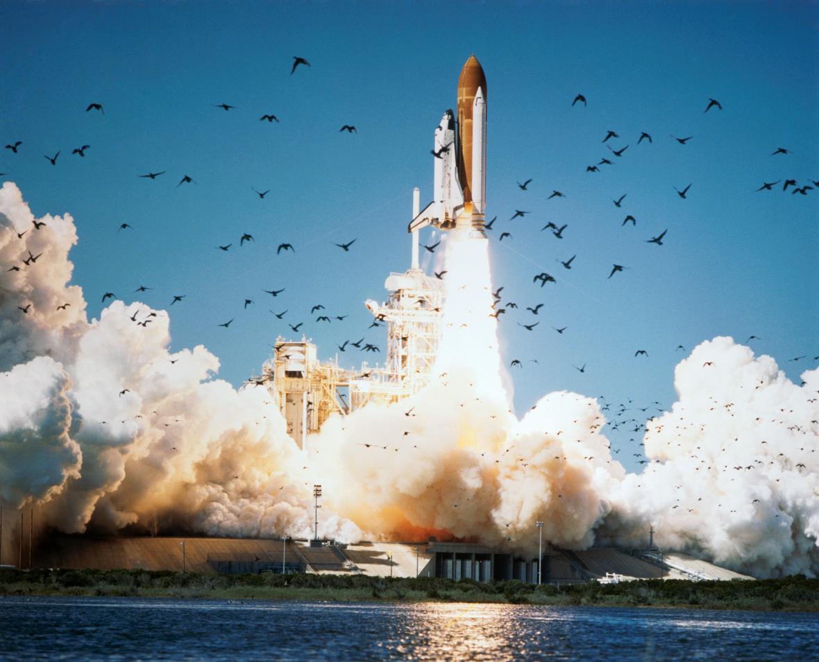 Vzhůru ke hvězdám. Raketoplány se do vesmíru dopravovala NASA i Sovětský svaz