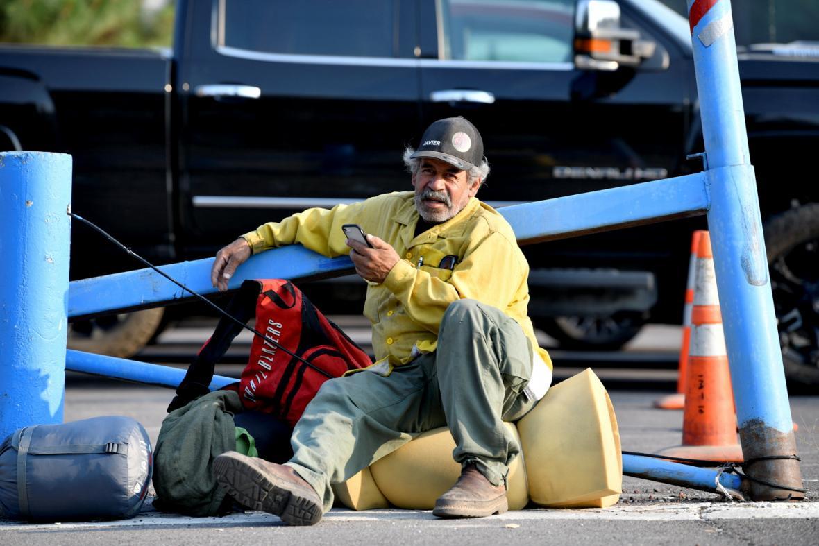 V americkém Oregonu panuje extrémní počasí, na místě musí zasahovat hasiči