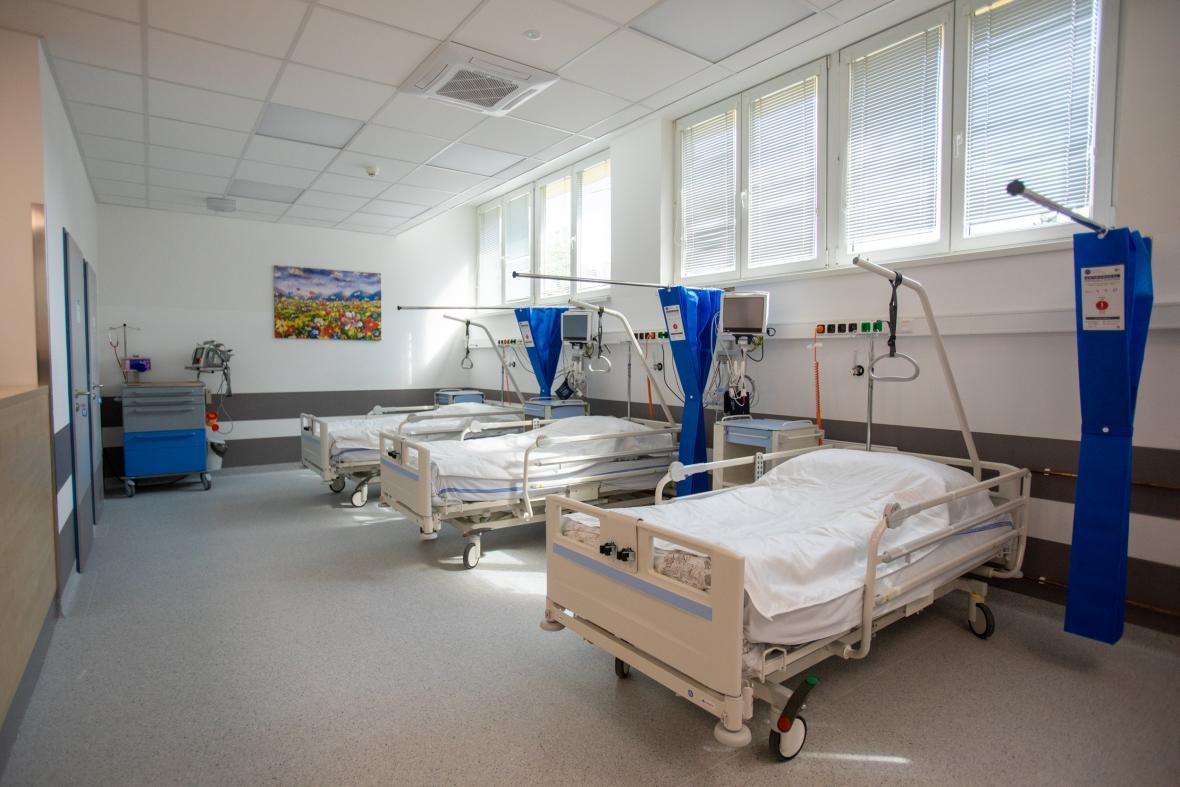 Vítkovická nemocnice otevřela pracoviště jednodenní kardiologie