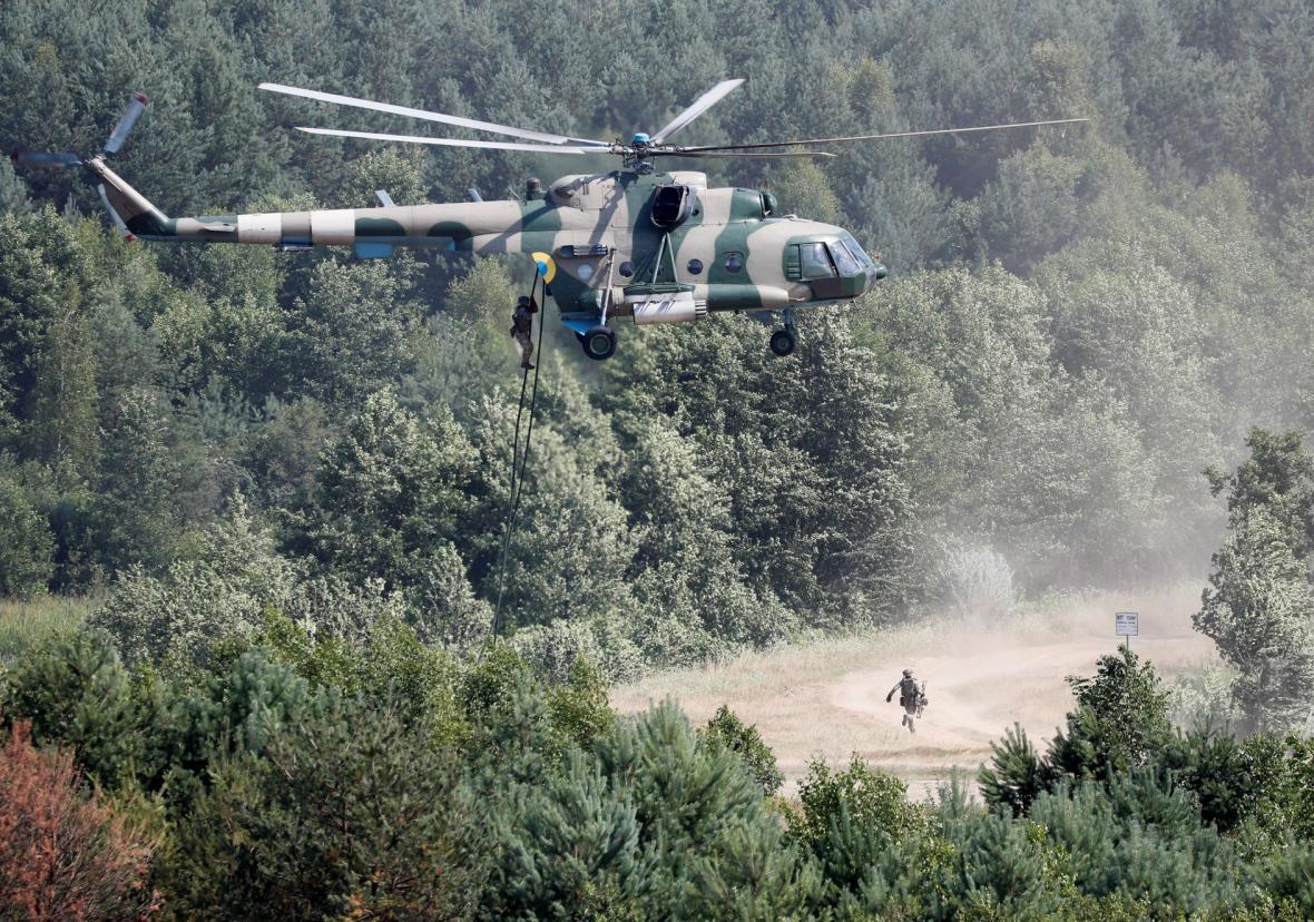 Vojenského cvičení Agile Spirit 2021 v Gruzii se účastní čtyři tisíce vojáku ze 17 zemí