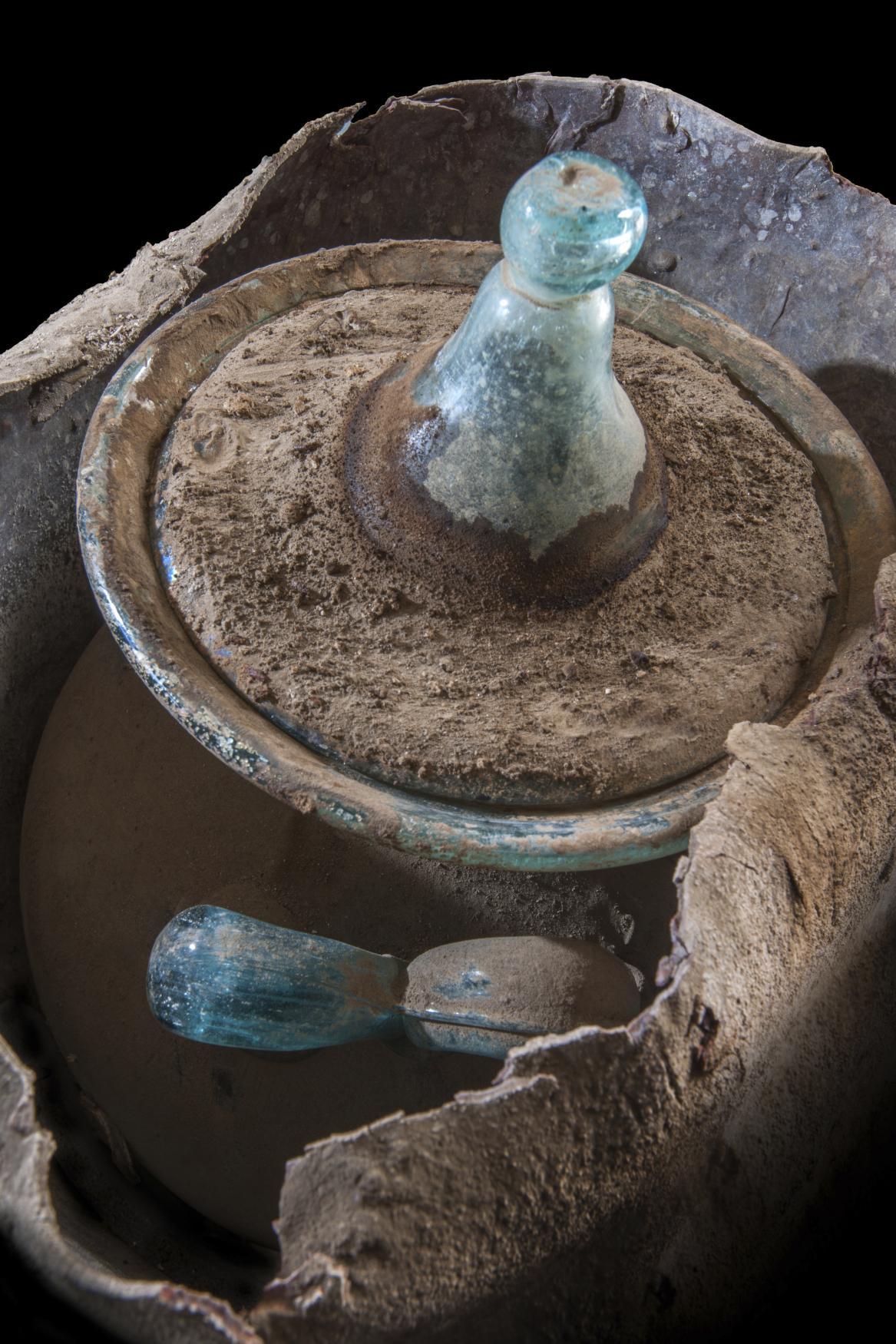 Nové objevy v Pompejích