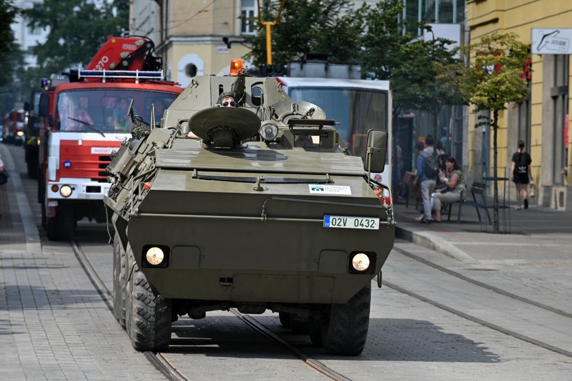 Technické muzeum v Brně slavilo 28. srpna 2021 60 let existence