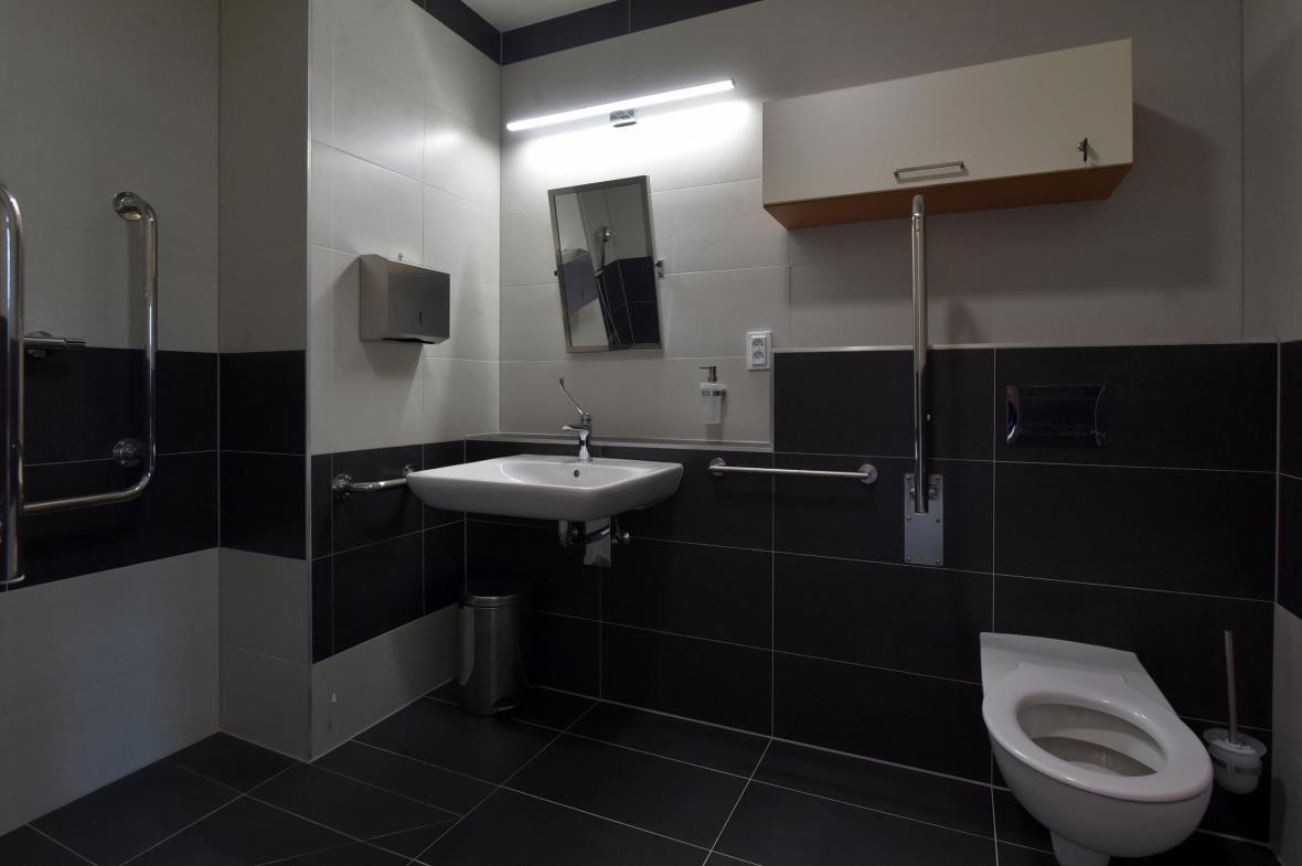 Nový domov pro seniory v Sokolově