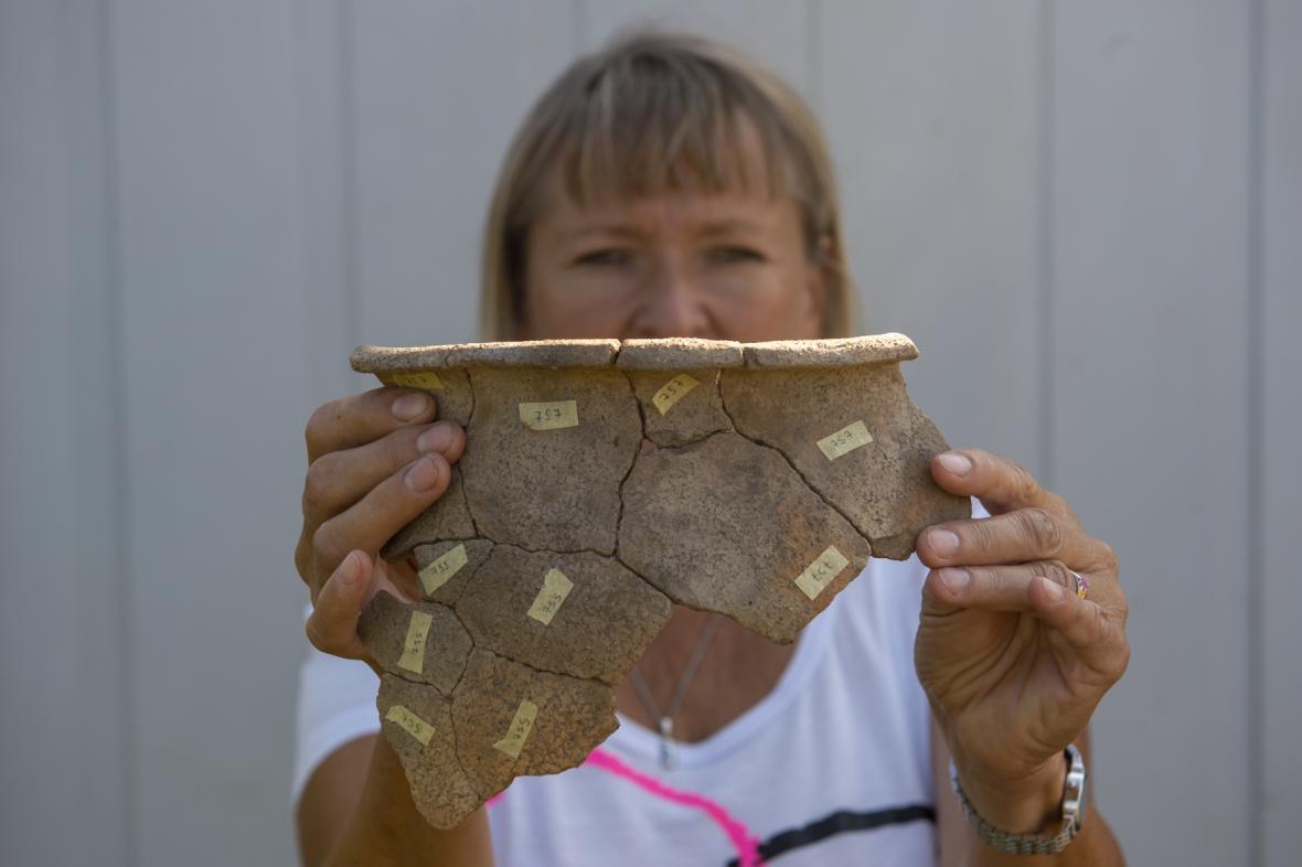 Archeologický výzkum na Rychnovsku
