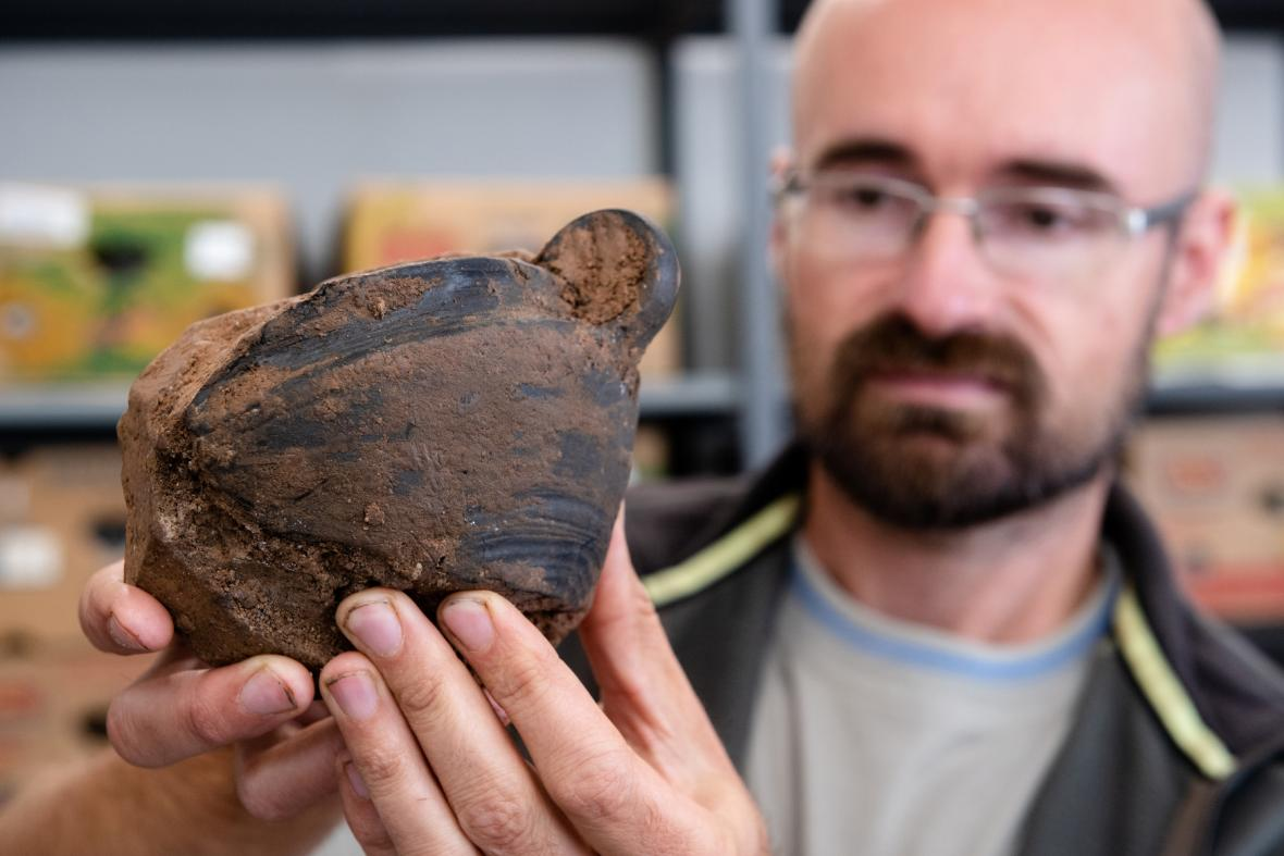 Archeologický výzkum ve Smiřicích