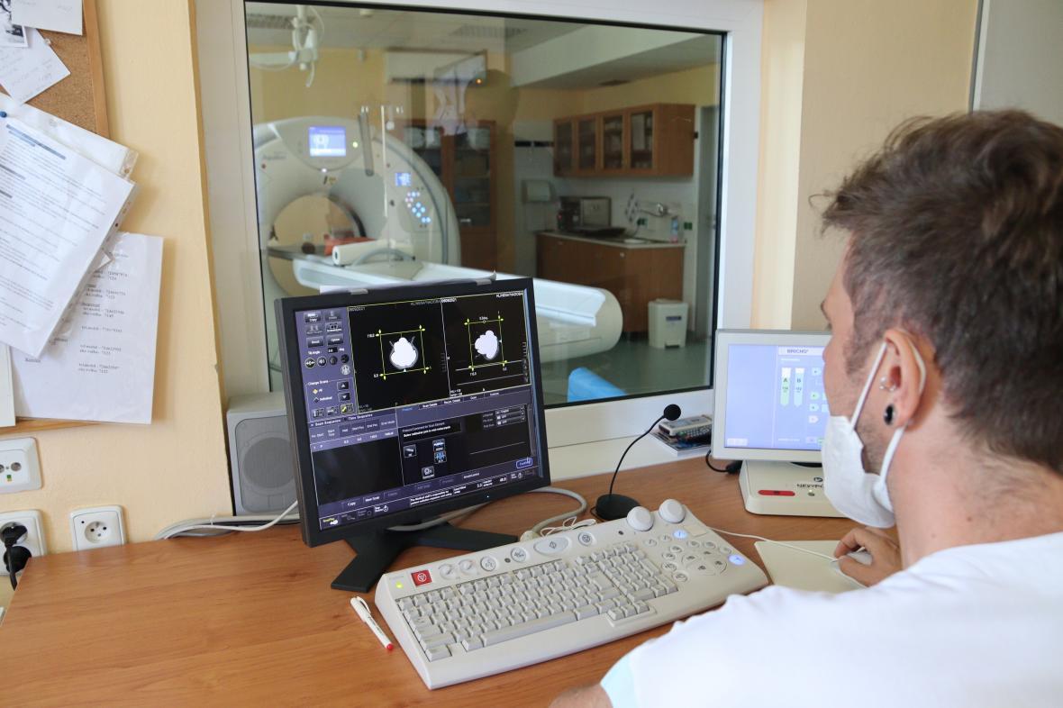 Odborníci nález zkoumali metodou CT