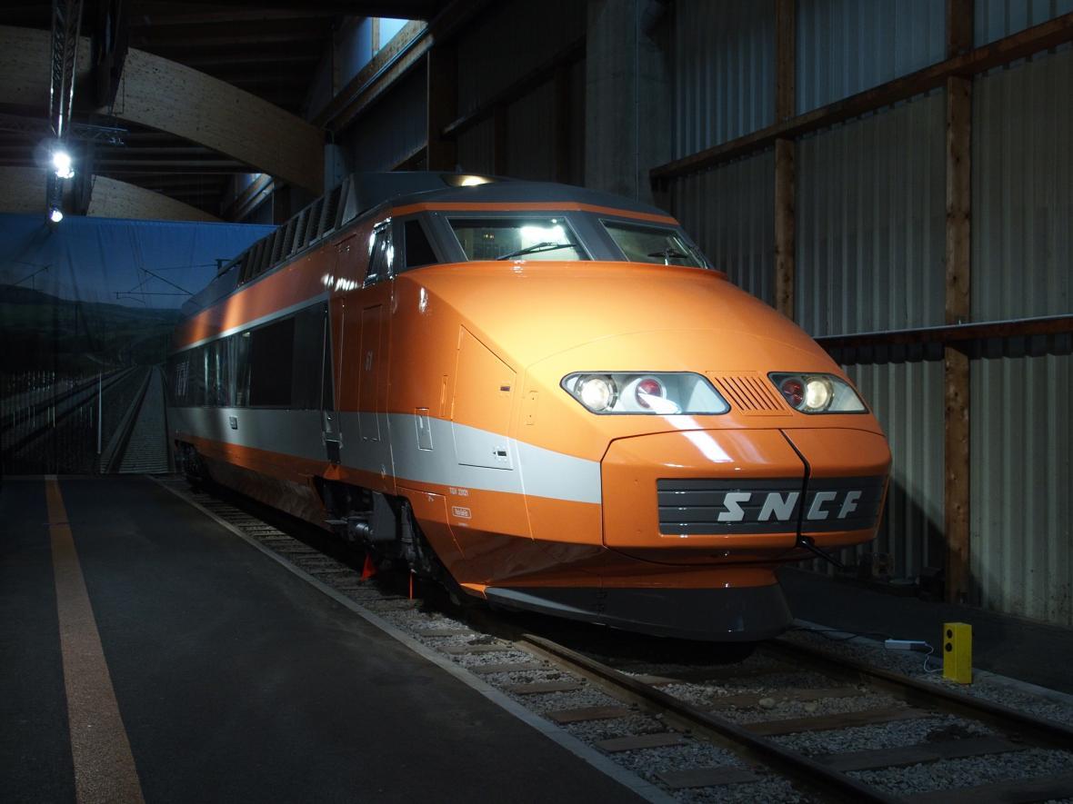 TGV slaví 40 let v provozu