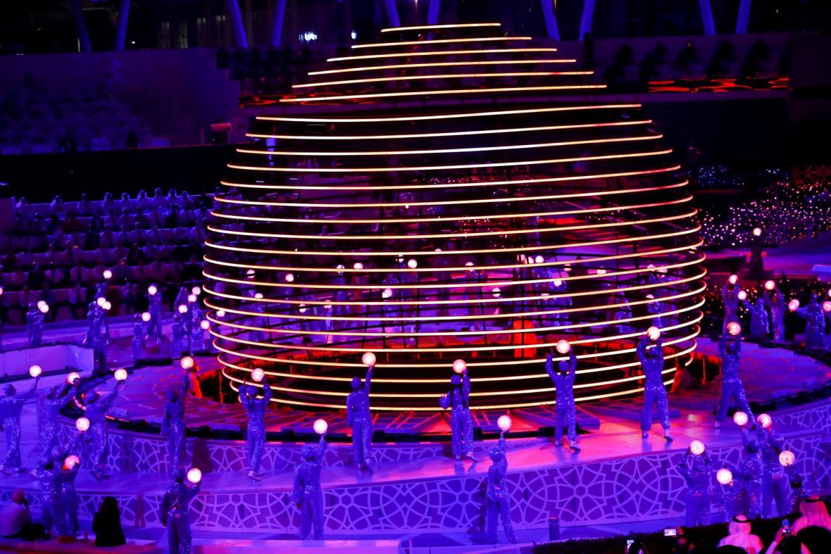 V Dubaji začala výstava Expo 2020. Začíná kvůli epidemii koronaviru s ročním zpožděním a poprvé je hostitelem arabská země