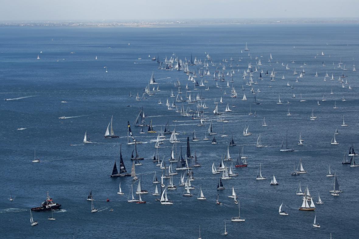 U italského města Terst se 10. října 2021 konal 53.ročník soutěže plachetnic nazvané Barcolana Sailing Regatt