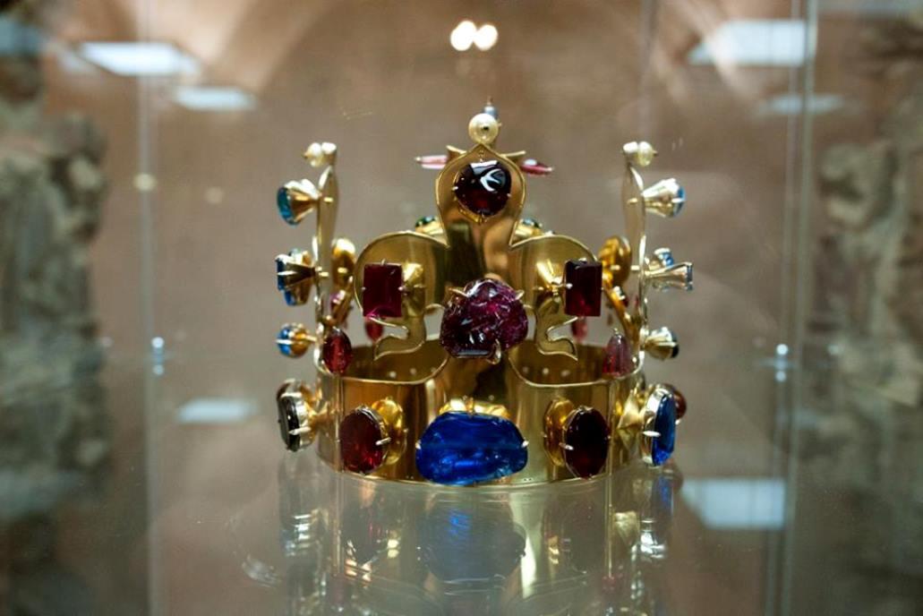 Kopie Svatováclavské koruny