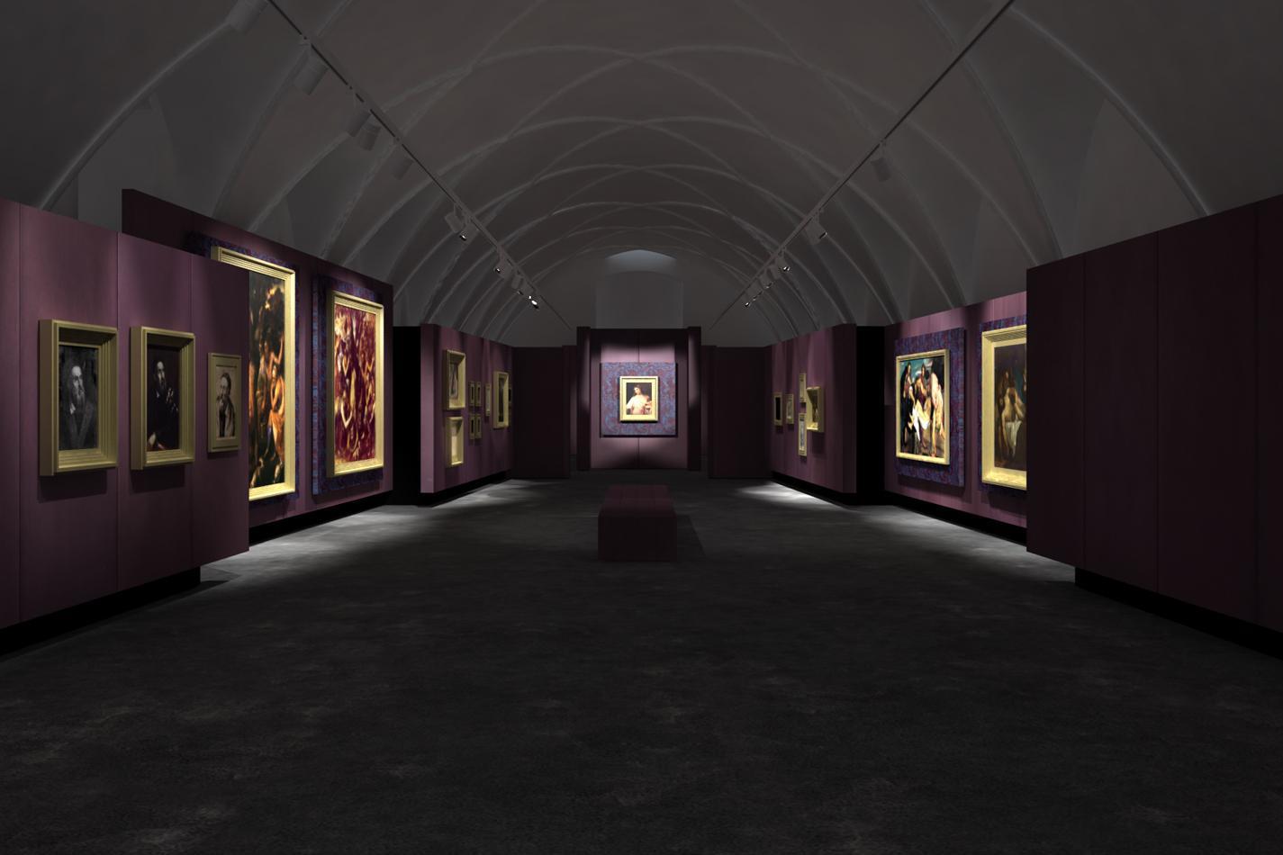 Výstava Tiziano - Vanitas