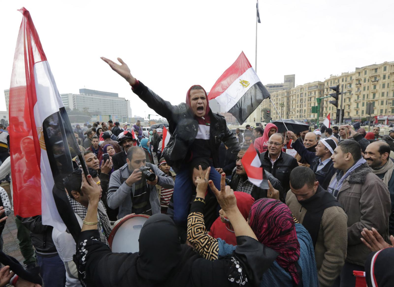 Pět let od začátku arabského jara v Egyptě