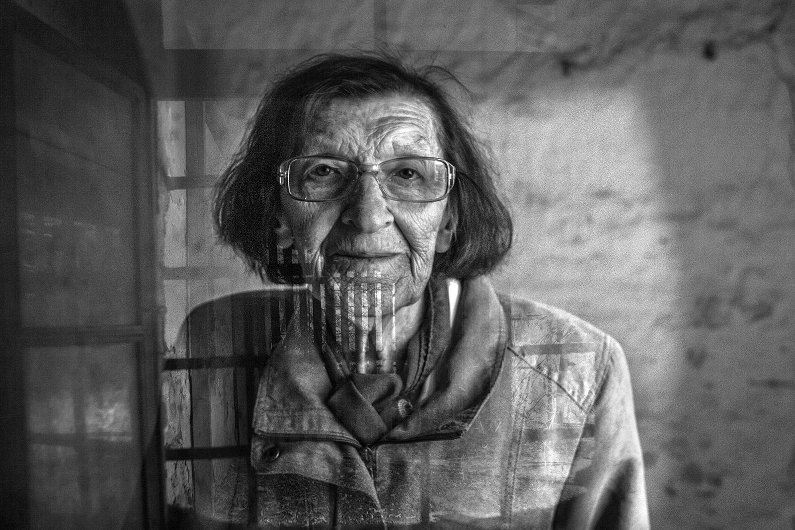 Bývalá vězenkyně z věznice na Cejlu Drahomíra Strouhalová