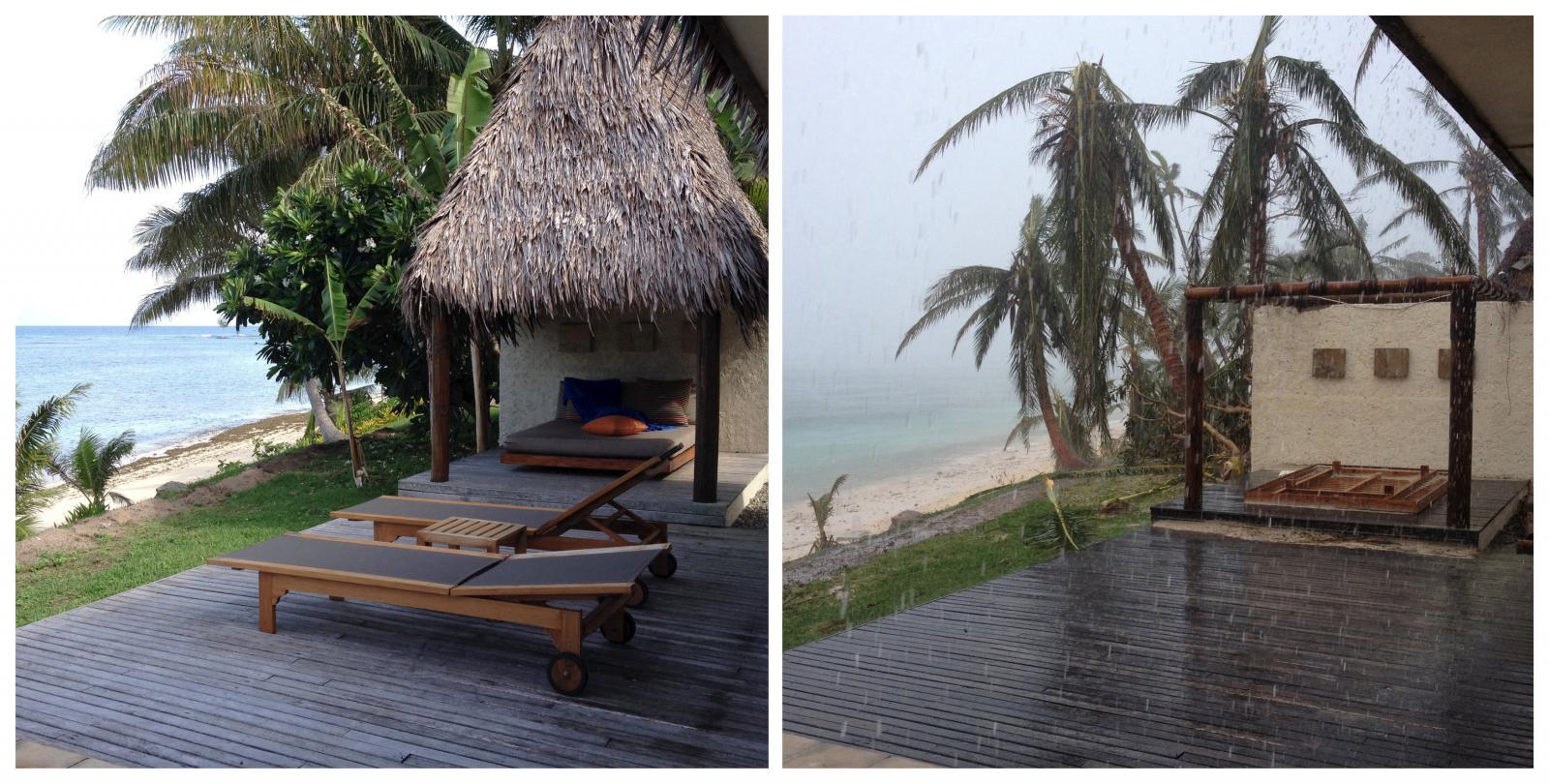 Následky tropické bouře Winston na Fidži