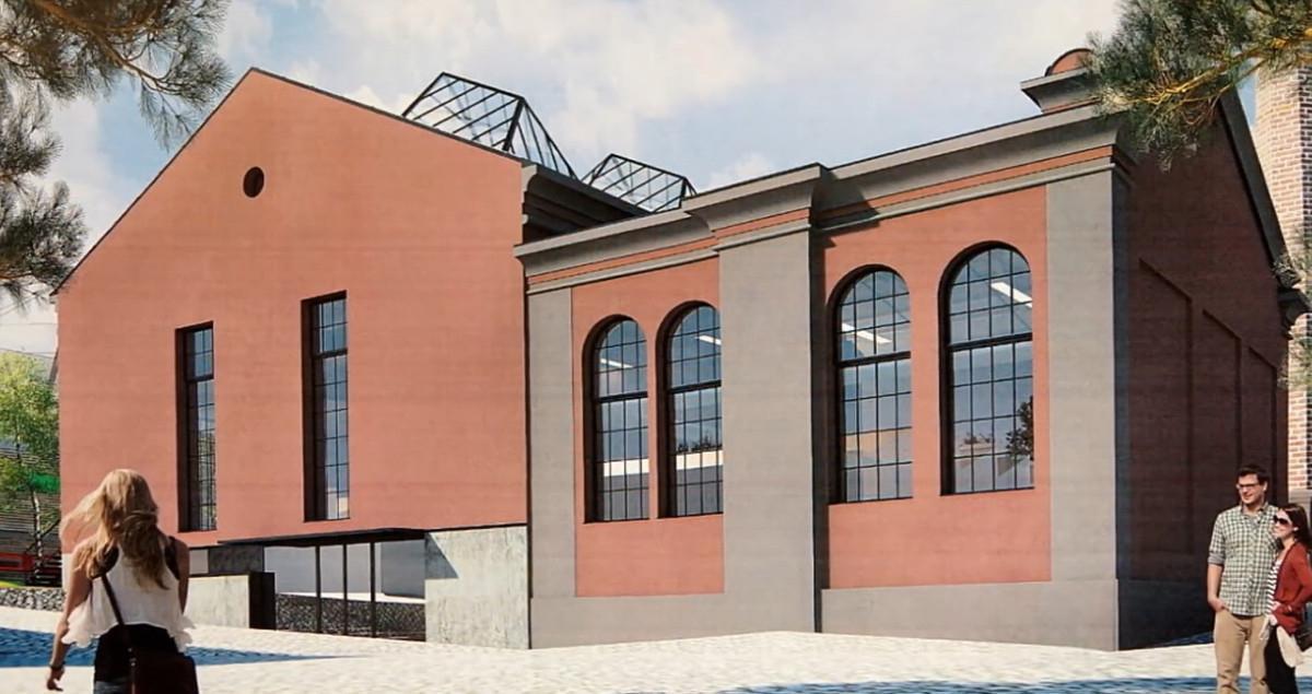 Návrh revitalizace areálu bývalé textilky