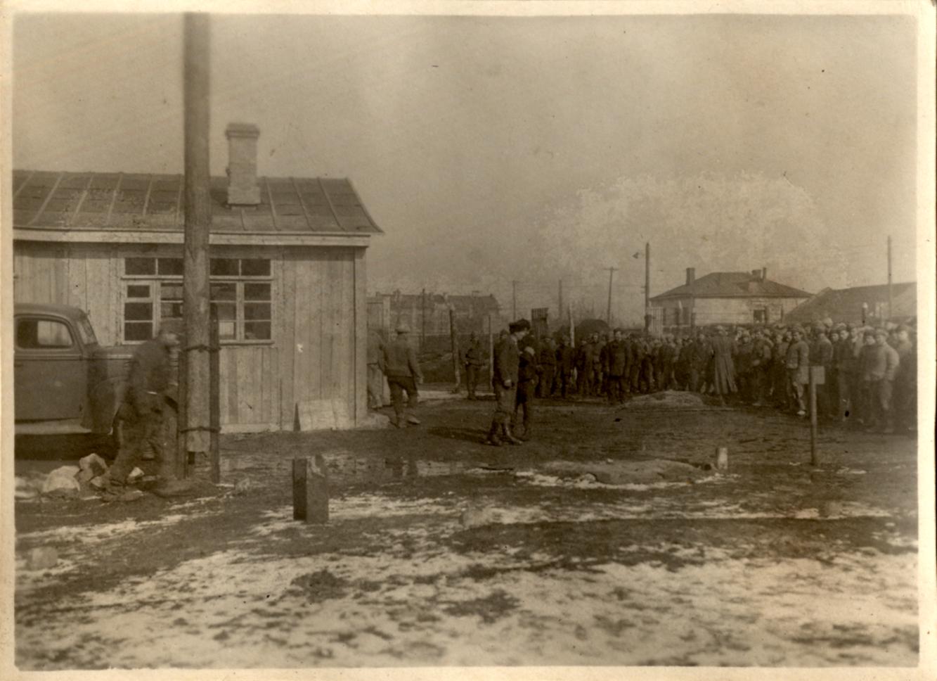 Slováci v zajateckých táborech