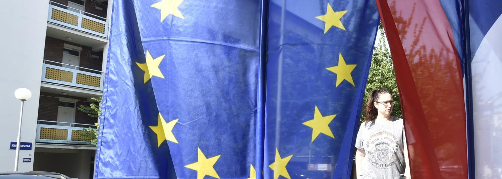 Eurovolby ve Zlíně