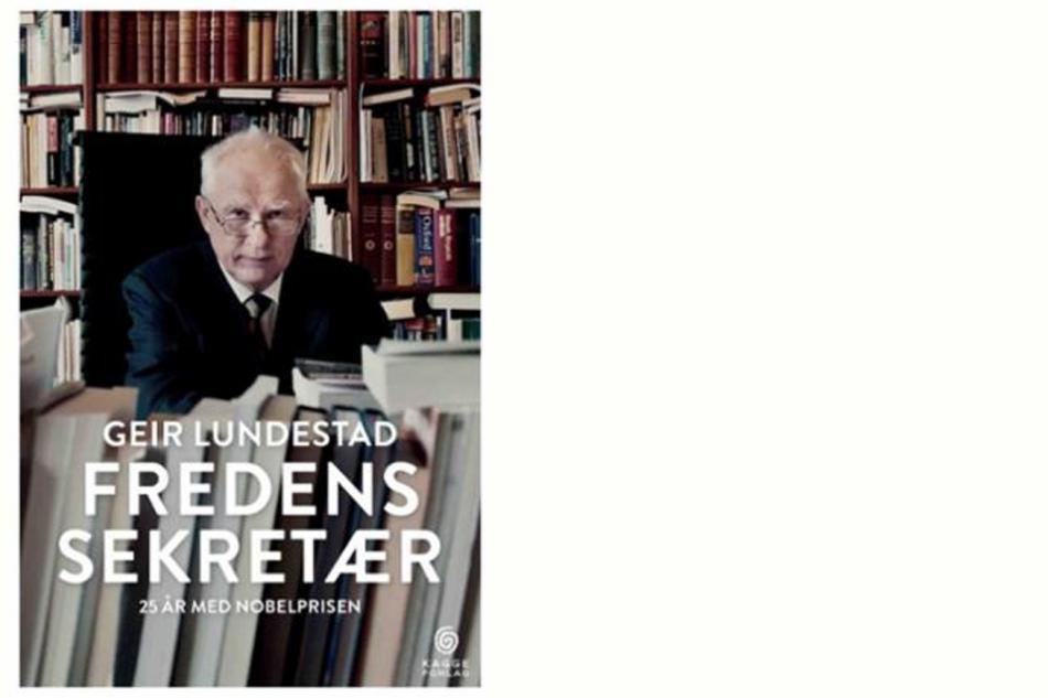 Lundestadova kniha Fredens sekretär
