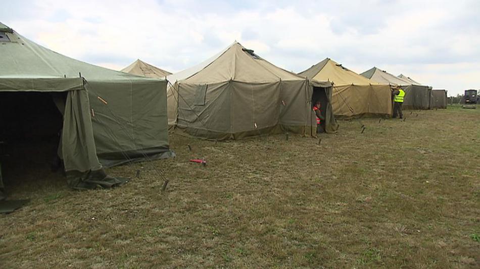 Provizorní tábor