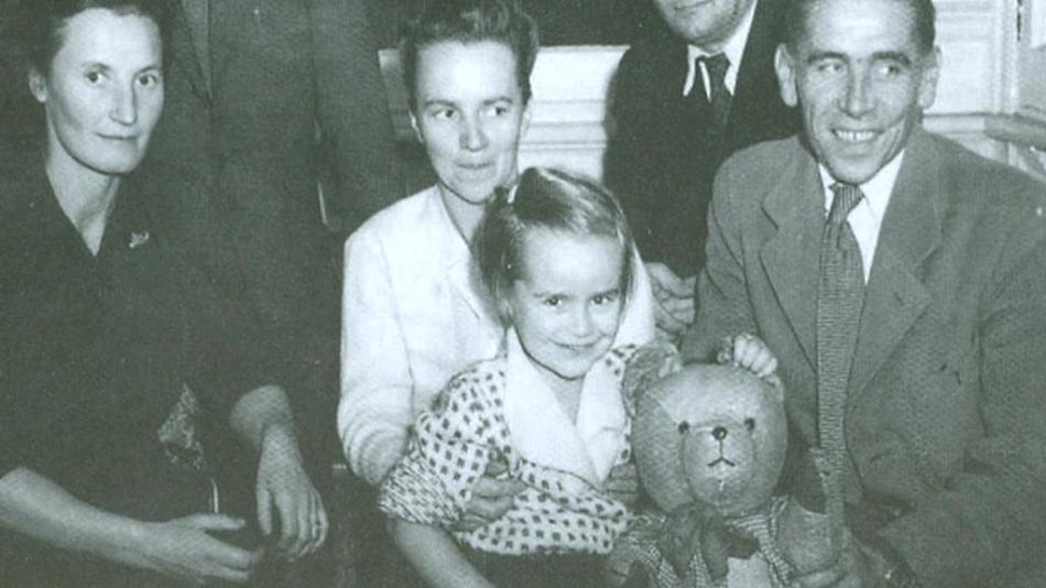Rodina Eduarda Prchala