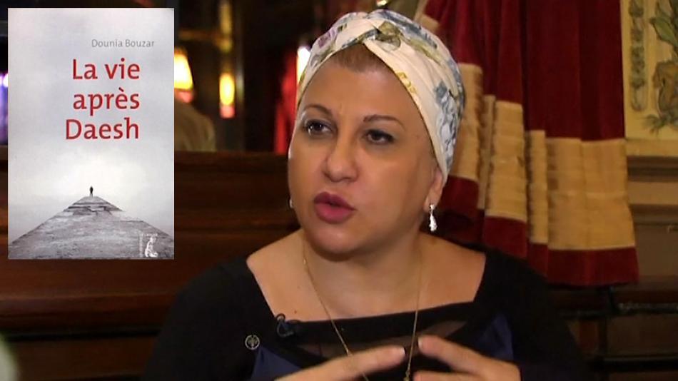 Dunia Bouzarová, autorka knihy 'Život po Islámském státu'