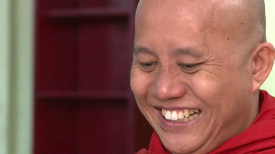Radikální buddhistický mnich Ashin Wirathu
