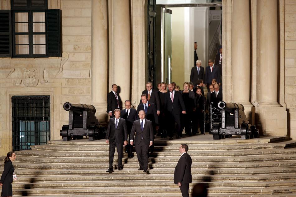 Maltský summit EU a Afriky