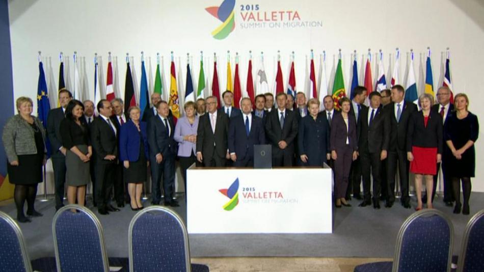 Summit v maltské Vallettě