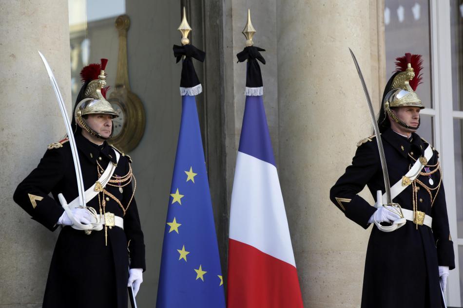 Státní smutek ve Francii